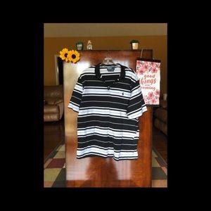 Men's Polo Moisture Management Shirt